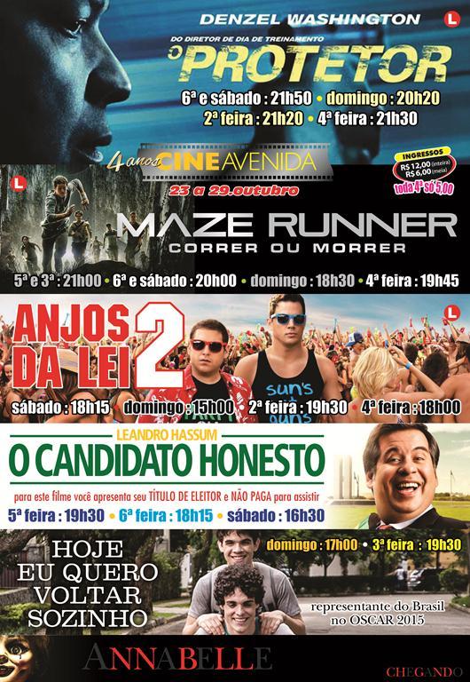 Cine Avenida Cartaz (1)