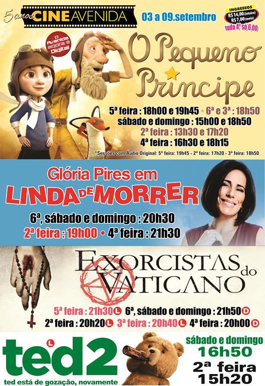 Cine Avenida Cartaz(1)